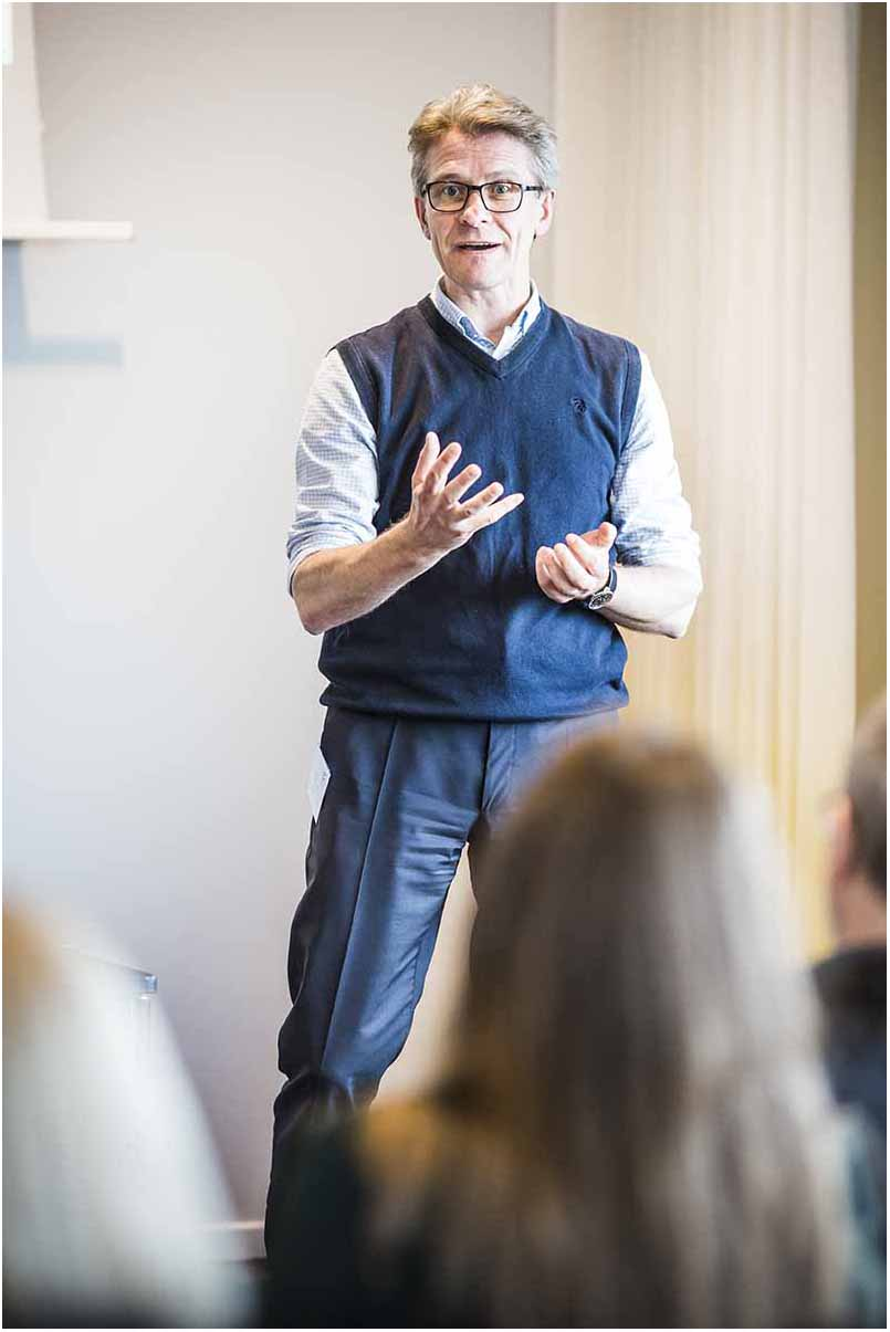konference event i Viborg