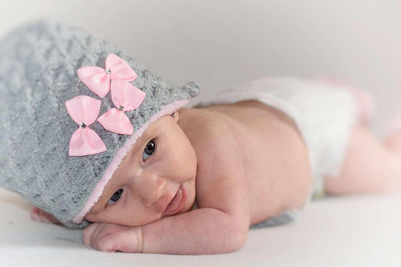 Få et dejligt babybillede. Som erfaren fotograf Viborg