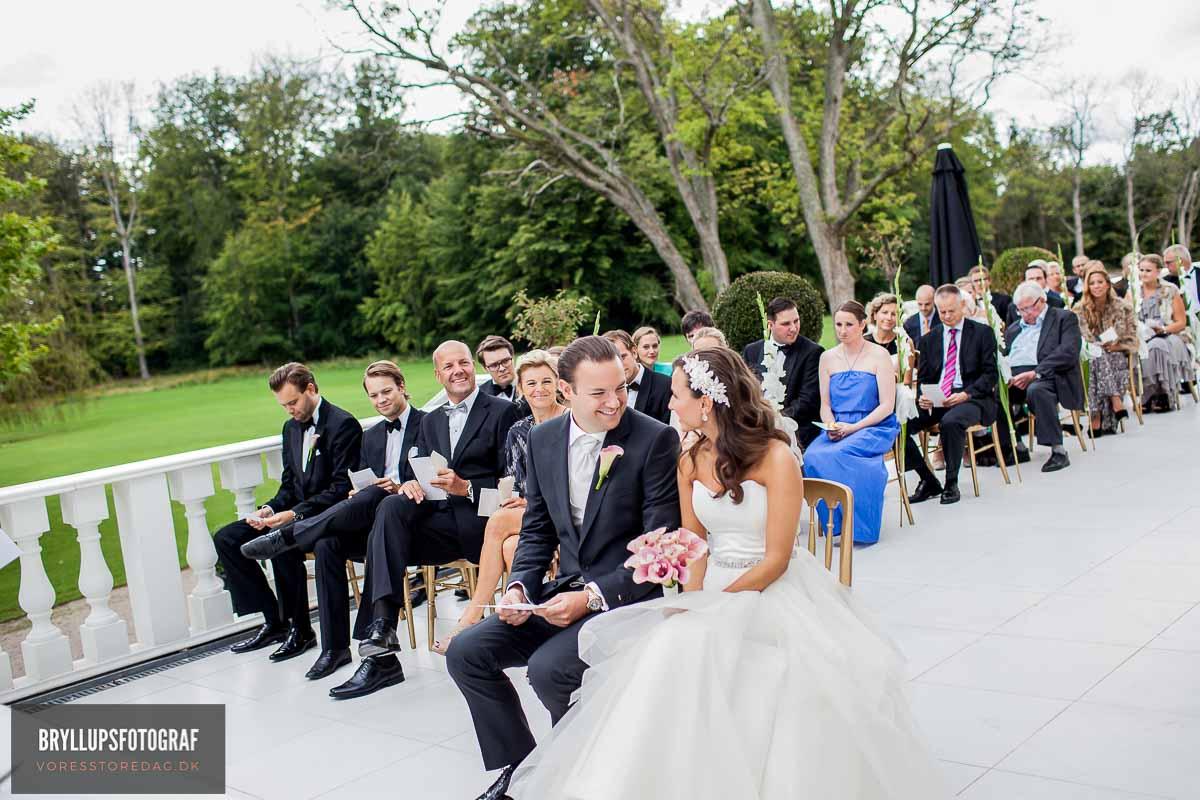 forberedelse, vielse, reception, fest, brudevals Viborg