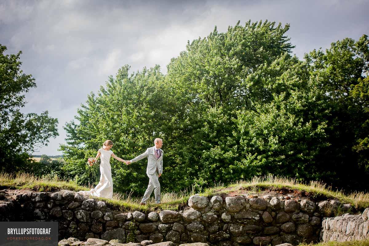 Bryllupsrejse Viborg