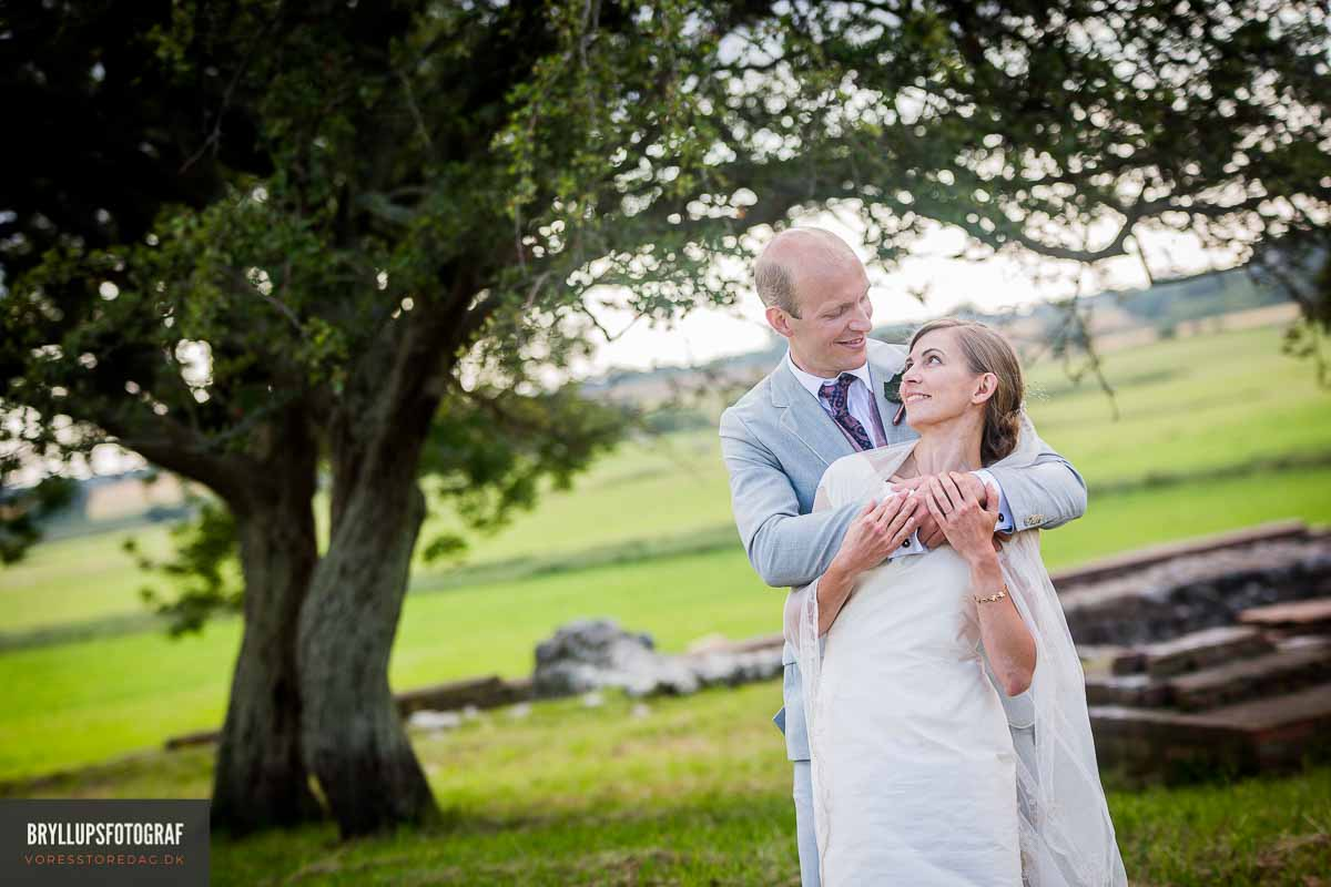 fotograf til bryllupper i Viborg