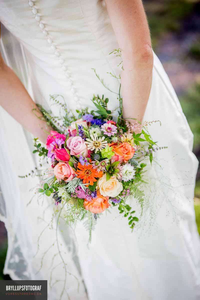 bryllups fotograf Viborg
