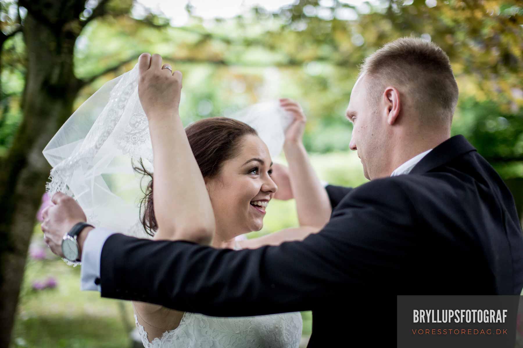 I skulle finde bryllupsfotograf Viborg