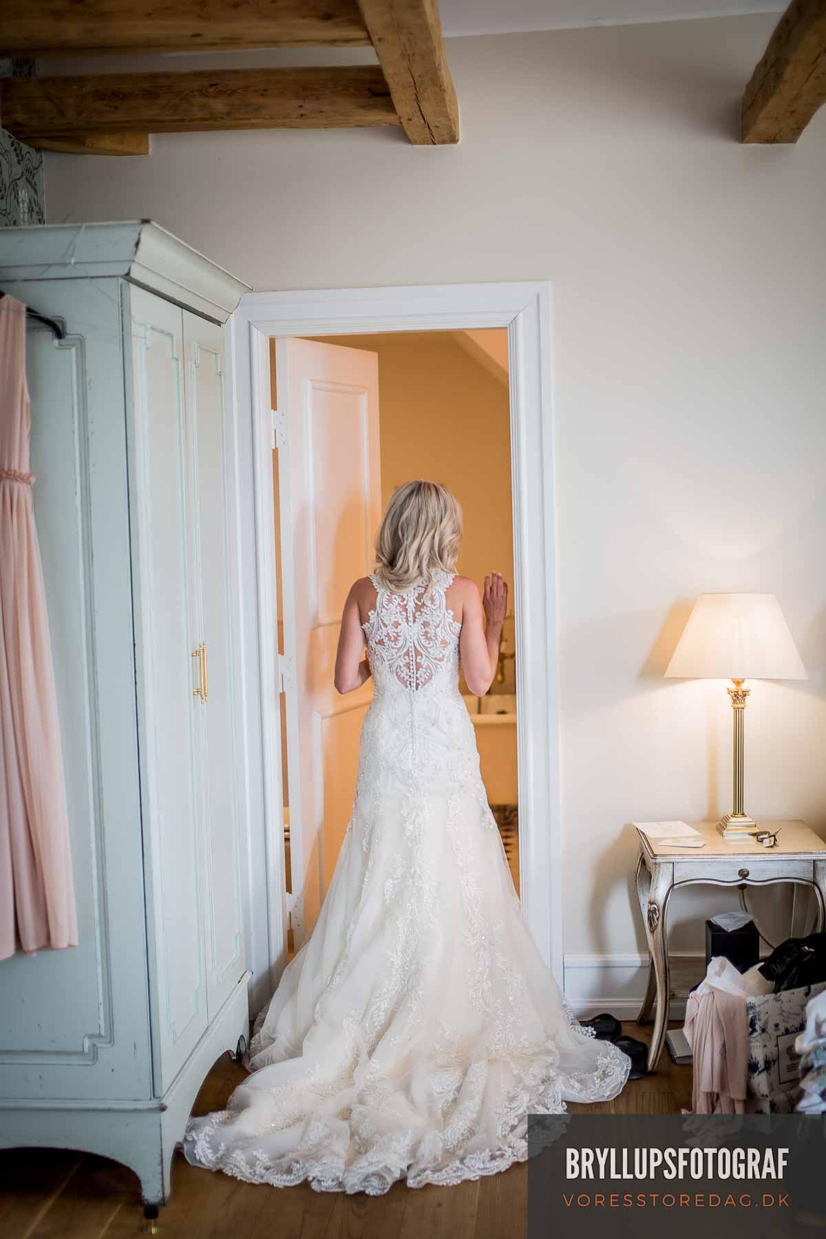 bryllupsbilleder fra Viborg
