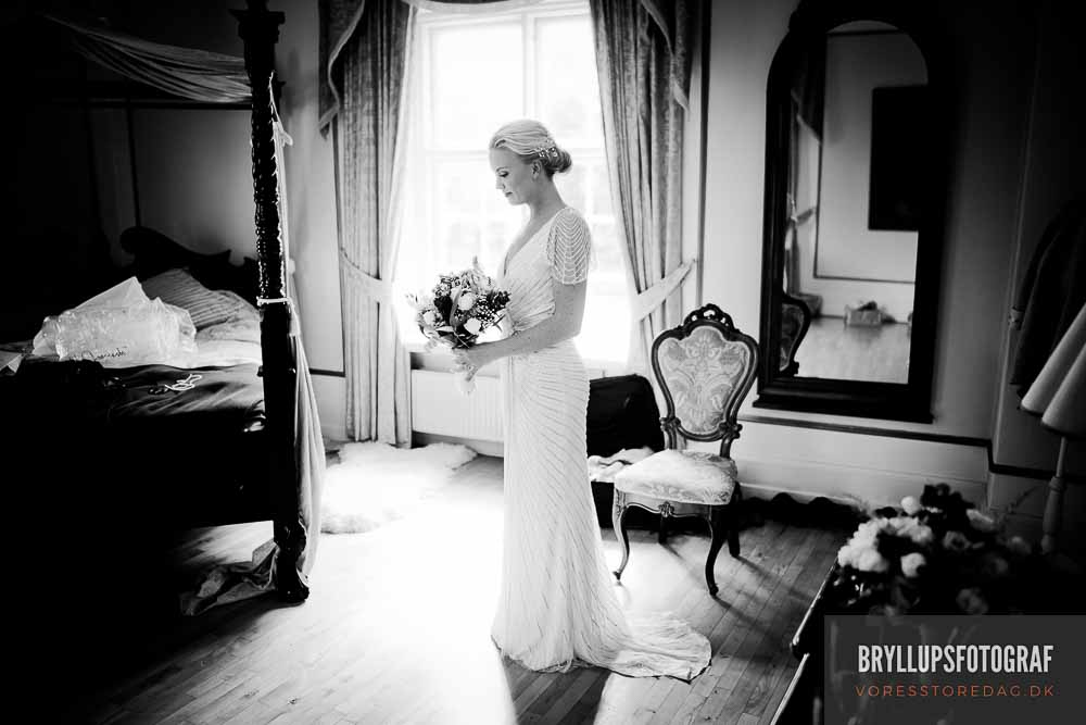 brudebuketten bryllup Viborg