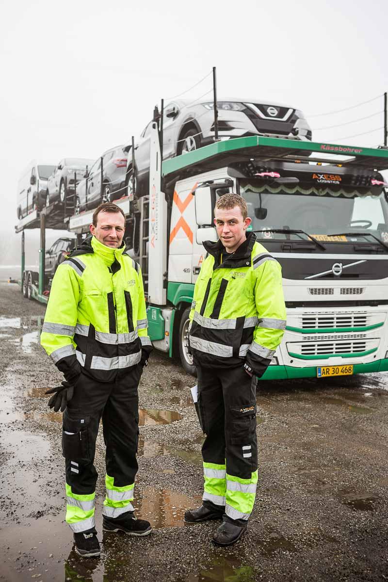 Ansatte i virksomhede Viborg erhverv