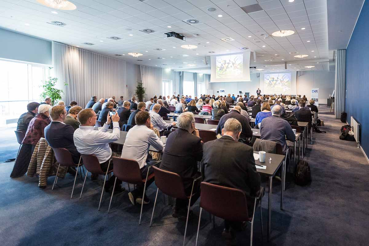 gruppe ved konference Viborg