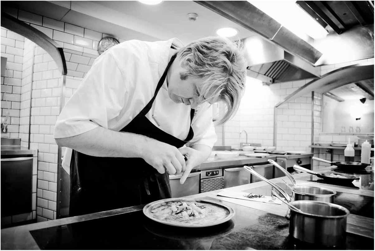 erhvervsfoto kok Viborg